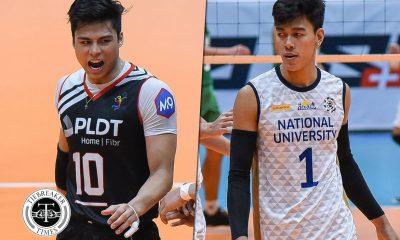 Tiebreaker Times Johnvic De Guzman, Bryan Bagunas says current PMNVT pool best in recent generation News Volleyball  Philippine Men's National Volleyball Team Johnvic De Guzman Bryan Bagunas