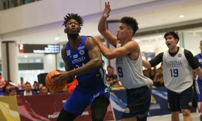 Tiebreaker Times Ateneo Blue Eagles end UAAP 3x3 Day 1 on top 3x3 Basketball ADMU AdU DLSU FEU News NU UAAP UP UST  UST Men's Basketball UP Men's Basketball UAAP Season 81 Men's 3x3 Basketball UAAP Season 81 Thirdy Ravena Soulemaine Chabi Yo Ricci Rivero Rhanz Abando Renzo Subido NU Men's Basketball Matt Nieto Juan Gomez De Liano FEU Men's Basketball DLSU Men's Basketball Ateneo Men's Basketball Angelo Kouame Adamson Men's Basketball