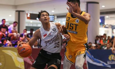 Tiebreaker Times Ricci Rivero experiences whirlwind in first UAAP outing with UP 3x3 Basketball News UAAP UP  UP Men's Basketball UAAP Season 81 Men's 3x3 Basketball UAAP Season 81 Ricci Rivero