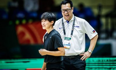 Tiebreaker Times Patrick Aquino faces good problem as Perlas Pilipinas has stacked pool Basketball News Perlas Pilipinas  Patrick Aquino 2019 SEA Games - Basketball 2019 FIBA Women's Asia Cup