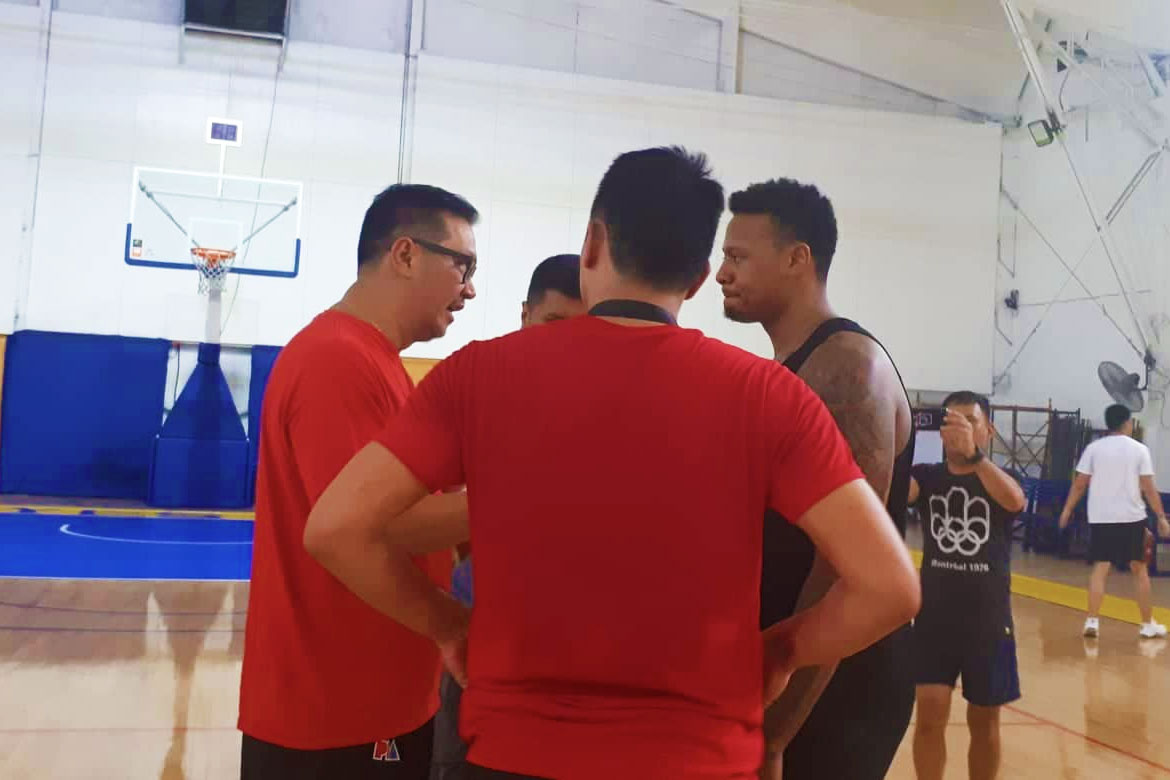 Tiebreaker Times Ray Parks feels like an 'old kid' as he joins young Blackwater Elite Basketball News PBA  PBA Season 44 Bobby Ray Parks Jr. Blackwater Elite 2019 PBA Commissioners Cup