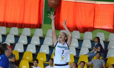 Tiebreaker Times Lady Archers duo tows Paranaque Aces to opening day win over Laguna Basketball NBL News  Paranaque Lady Aces Laguna Lady Pistons Kris Tolentino Khate Castillo Jocy Positos Charmine Natural Camille Claro 2019 NBL Season