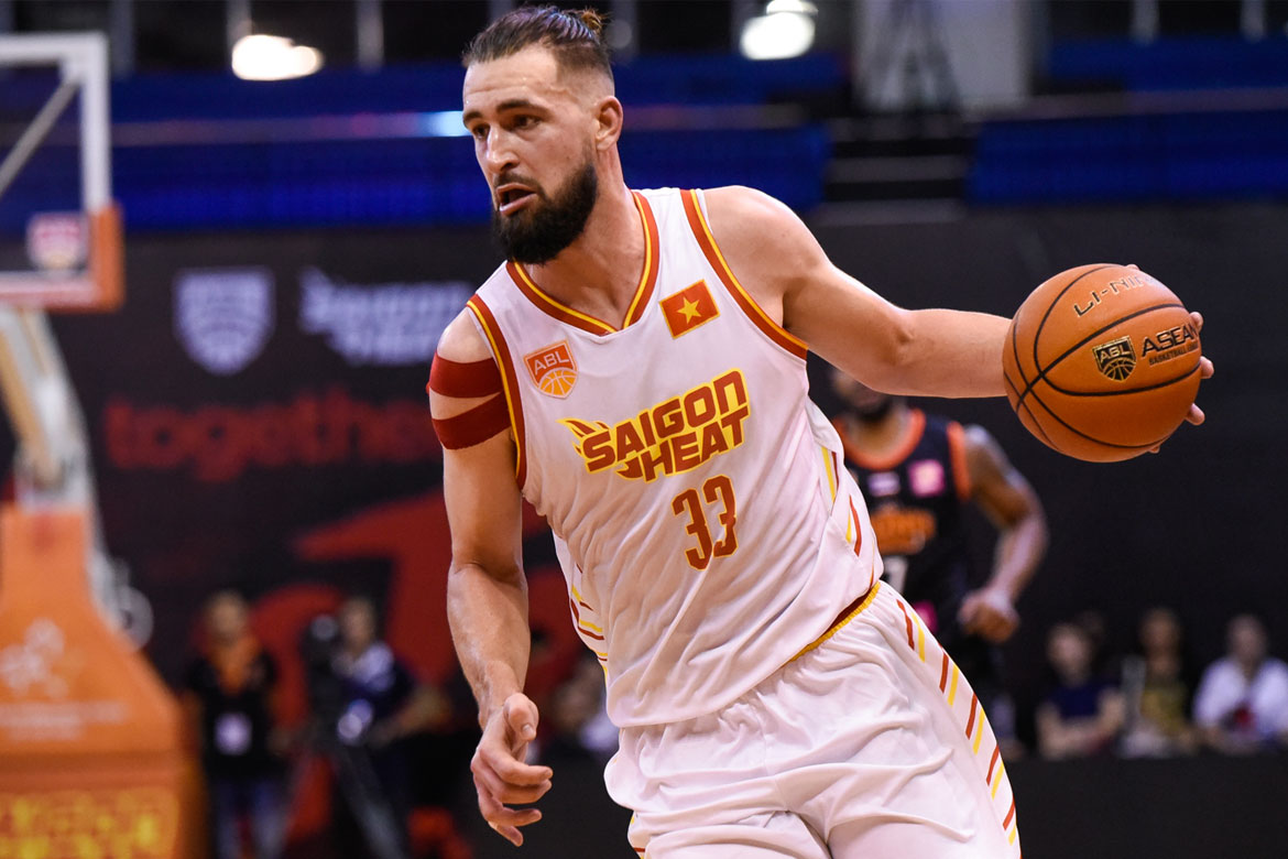 Tiebreaker Times Columbian Dyip tap Kyle Barone for Commissioner's Cup Basketball News PBA  PBA Season 44 Kyle Barone Columbian Dyip 2019 PBA Commissioners Cup