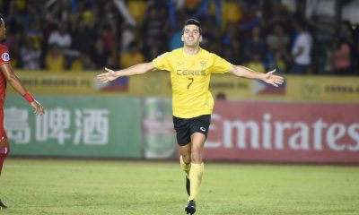 Tiebreaker Times Ceres-Negros hopes for strong home stand in tough AFC group AFC Cup Football News PFL  Than Quang Ninh Svey Rieng Stephan Schrock Risto Vidakovic Manny Ott Ceres-Negros FC Bali United 2020 AFC Cup