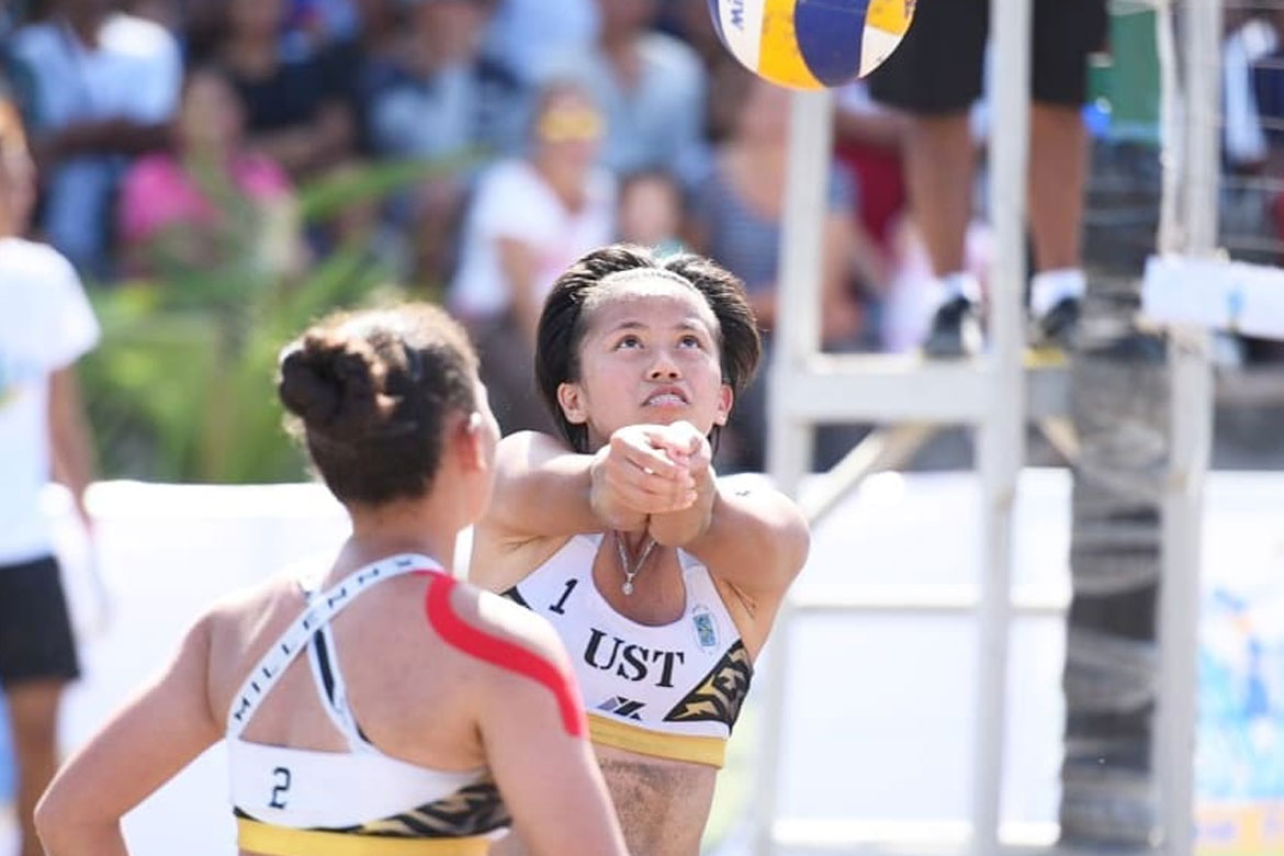 Tiebreaker Times Babylove Barbon-Gen Eslapor duo look to join top PH squads in FIVB Bora Open proper Beach Volleyball BVR News  Gen Eslapor Babylove Barbon 2019 FIVB Beach Volleyball World Tour 1-star 2019 BVR Season
