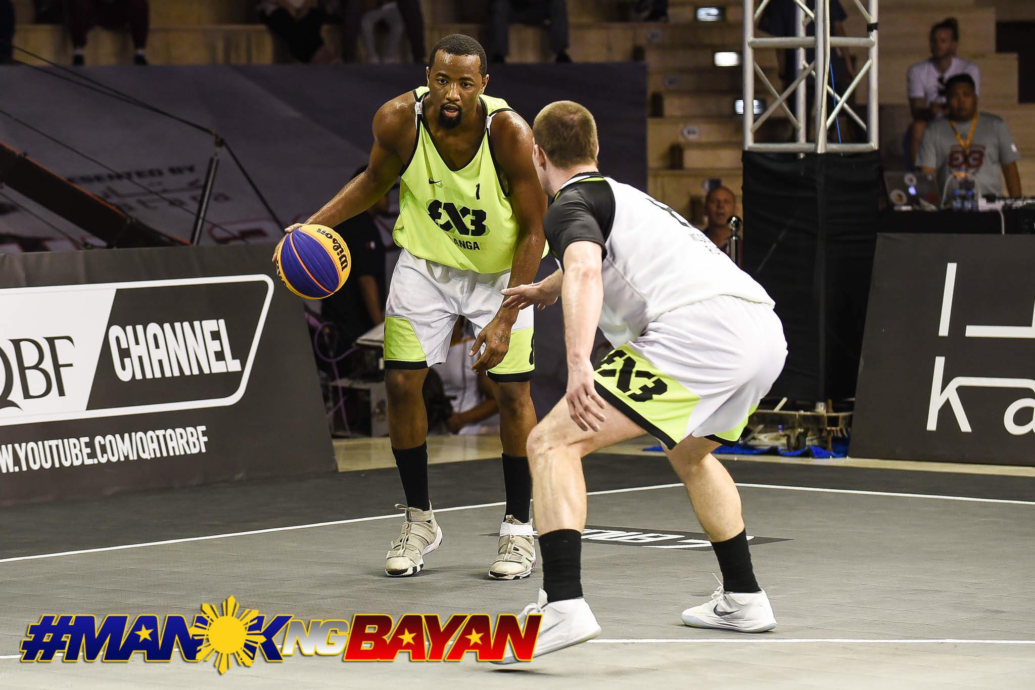 Tiebreaker Times Enjoying 3x3, Balanga import Travis Franklin vows to return 3x3 Basketball Chooks-to-Go Pilipinas 3x3 News  Travis Franklin Balanga Chooks 2019 FIBA 3X3 World Tour 2019 Chooks-to-Go Pilipinas 3x3 Season