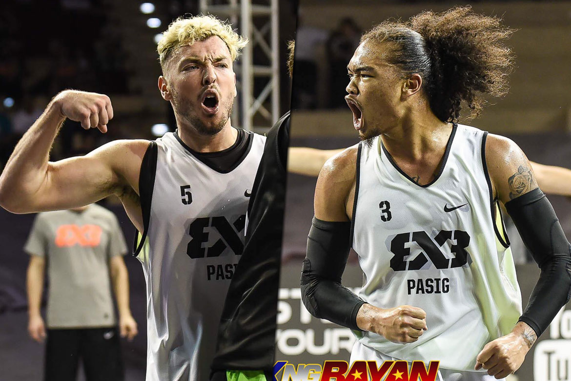 Tiebreaker Times Pasig duo Taylor Statham, Joshua Munzon not surprised by World Tour outing 3x3 Basketball Chooks-to-Go Pilipinas 3x3 News  Taylor Statham Joshua Munzon 2019 FIBA 3X3 World Tour 2019 Chooks-to-Go Pilipinas 3x3 Season