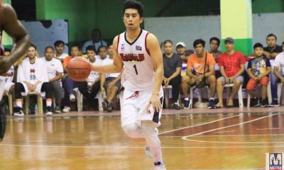 Tiebreaker Times Jonathan Uyloan shines as Taguig Generals hold off San Juan at home Basketball News PBA M-League  Taguig Generals Solid San Juan Ronnie Matias Quezon City Capitals Michael Canete Manila All-Stars Kevin Oliveria Jonathan Uyloan John Mahari Jefferson Comia Helino Francisco Emmanuel Ojoula Carlo Lastimosa 2019 M-League Reinforced Conference