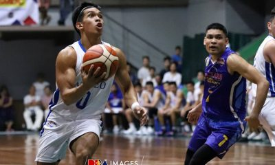 Tiebreaker Times Junjie Hallare still proud of fight St. Clare put up against Cignal-Ateneo Basketball News PBA D-League  St. Clare-Virtual Reality Saints Junjie Hallare 2019 PBA D-League Season