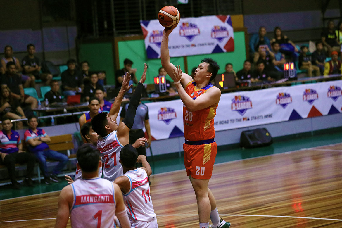 Tiebreaker Times Jay Pangalangan to make most out of time in CSB after two 'wasted' years in La Salle Basketball CSB PBA D-League  Jay Pangalangan Go for Gold-CSB 2019 PBA D-League Season