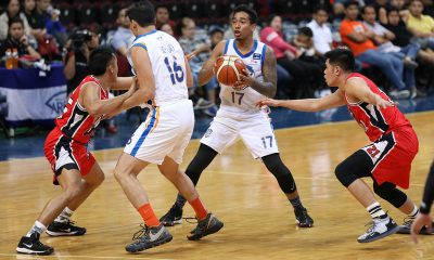 Tiebreaker Times Kenneth Ighalo taking Yeng Guiao's outburst to heart: 'I'll take it as a player' Basketball News PBA  Yeng Guiao PBA Season 44 NLEX Road Warriors Kenneth Ighalo 2019 PBA Philippine Cup