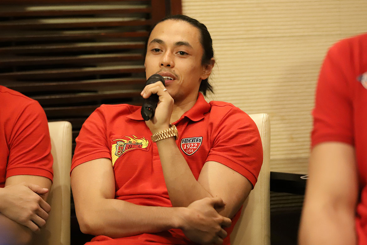 Tiebreaker Times Terrence Romeo says he can already retire if San Miguel wins title Basketball News PBA  Terrence Romeo San Miguel Beermen PBA Season 44 Leo Austria 2019 PBA Philippine Cup