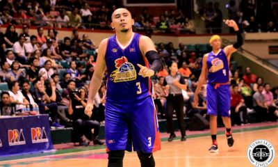 Tiebreaker Times Paul Lee doesn't mind scoreless Game 5 outing Basketball News PBA  PBA Season 44 Paul Lee Magnolia Hotshots 2019 PBA Philippine Cup