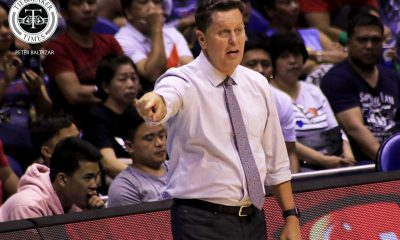 Tiebreaker Times Though they lost, Tim Cone liked what he saw from Ginebra in non-bearing game Basketball News PBA  Tim Cone PBA Season 44 Barangay Ginebra San Miguel 2019 PBA Philippine Cup