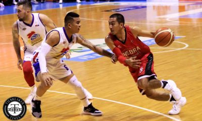 Tiebreaker Times LA Tenorio believes Magnolia has acquired formula to beat Ginebra Basketball News PBA  PBA Season 44 LA Tenorio Barangay Ginebra San Miguel 2019 PBA Philippine Cup