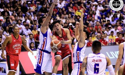Tiebreaker Times No room for Scottie Thompson to celebrate 19-rebound outing as Ginebra bows out Basketball News PBA  Scottie Thompson PBA Season 44 Barangay Ginebra San Miguel 2019 PBA Philippine Cup