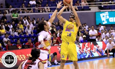 Tiebreaker Times Troy Rosario not losing hope: TNT will overcome San Miguel one day Basketball News PBA  Troy Rosario TNT Katropa PBA Season 44 2019 PBA Philippine Cup