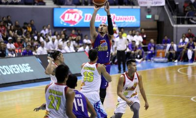 Tiebreaker Times Paul Lee on Rain or Shine's young guns: 'We did not respect some of their guys' Basketball News PBA  PBA Season 44 Paul Lee Magnolia Hotshots Chito Victolero 2019 PBA Philippine Cup