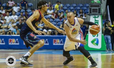 Tiebreaker Times Paul Lee admits Rain or Shine a tough riddle to crack Basketball News PBA  Rain or Shine Elasto Painters PBA Season 44 Paul Lee 2019 PBA Philippine Cup