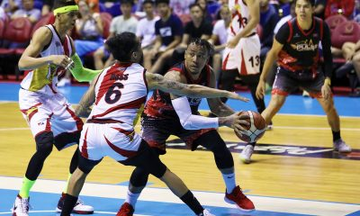 Tiebreaker Times Calvin Abueva speechless after Phoenix drops to 0-2 in semis series Basketball News PBA  Phoenix Fuel Masters PBA Season 44 Calvin Abueva 2019 PBA Philippine Cup