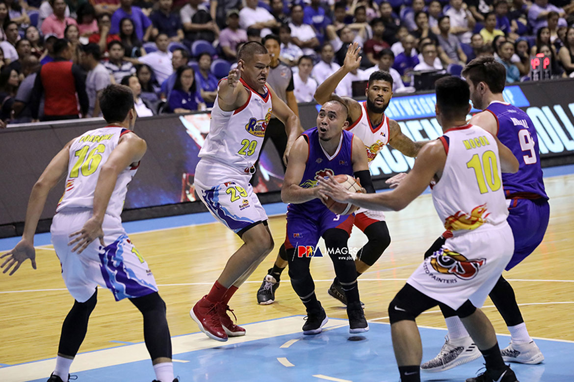 Tiebreaker Times Paul Lee says upcoming Lenten break a big help for Magnolia Basketball News PBA  PBA Season 44 Paul Lee Magnolia Hotshots 2019 PBA Philippine Cup