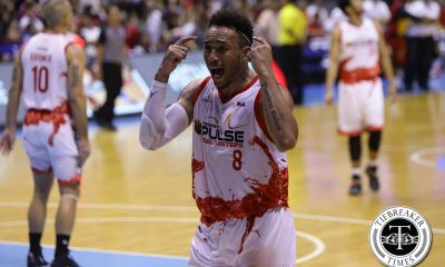 Tiebreaker Times Phoenix imposes fine on Calvin Abueva for playing in 'ligang labas' Basketball News PBA  Phoenix Fuel Masters PBA Season 44 Calvin Abueva 2019 PBA Commissioners Cup