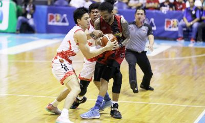Tiebreaker Times Chris Ross feels he let San Miguel down in Game 3 loss Basketball News PBA  San Miguel Beermen PBA Season 44 Chris Ross 2019 PBA Philippine Cup