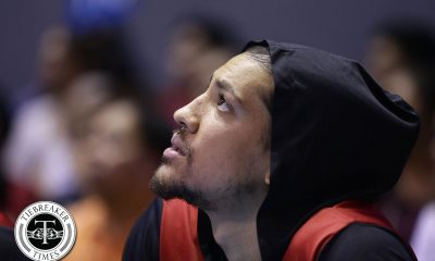 Tiebreaker Times Marcio Lassiter looks to recover in time for Finals Basketball News PBA  San Miguel Beermen PBA Season 44 Marcio Lassiter 2019 PBA Philippine Cup