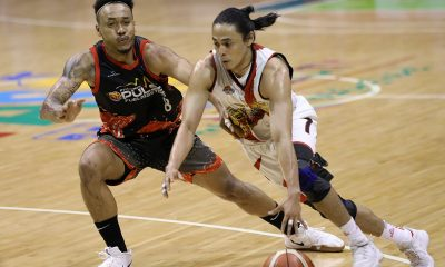 Tiebreaker Times As San Miguel nears Finals, Terrence Romeo not letting it get into his head Basketball News PBA  Terrence Romeo San Miguel Beermen PBA Season 44 2019 PBA Philippine Cup