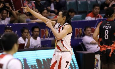 Tiebreaker Times Terrence Romeo catches fire in the 3rd as San Miguel pummels Phoenix for 3-1 lead Basketball News PBA  Von Peeumal Terrence Romeo San Miguel Beermen Phoenix Fuel Masters PBA Season 44 Louie Alas Leo Austria Chris Ross Calvin Abueva Arwind Santos Alex Cabagnot 2019 pba philippine ucp