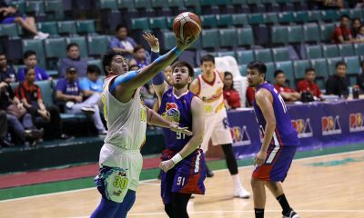 Tiebreaker Times 'Bagito' Rain or Shine overwhelmed by Magnolia's experience, admits Beau Belga Basketball News PBA  Rain or Shine Elasto Painters PBA Season 44 Beau Belga 2019 PBA Philippine Cup
