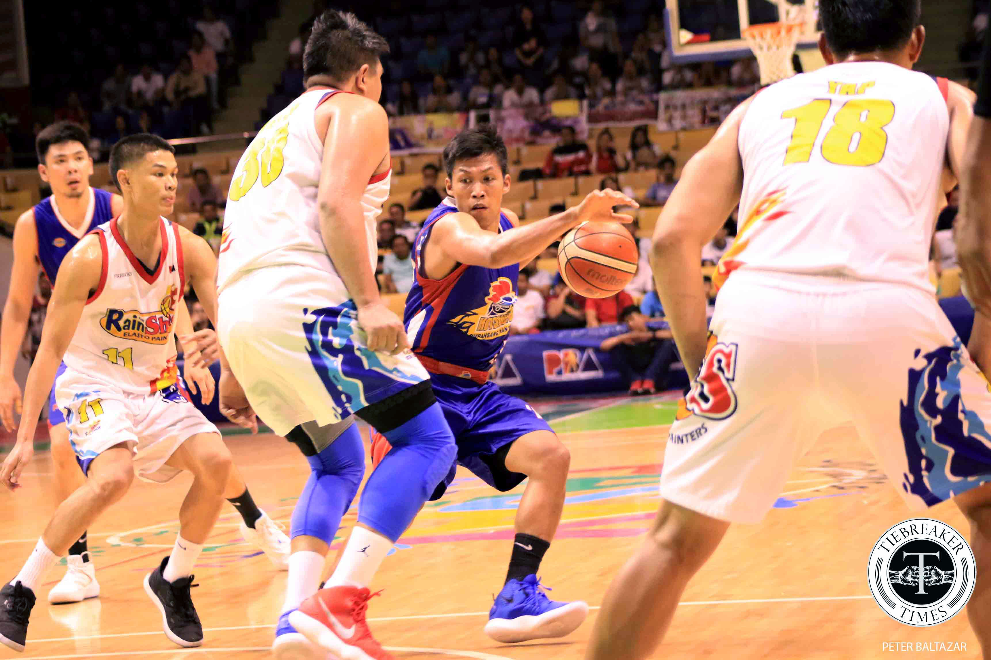 Tiebreaker Times Series comeback a testament to Magnolia's depth, lauds Mark Barroca Basketball News PBA  PBA Season 44 Mark Barroca Magnolia Hotshots 2019 PBA Philippine Cup