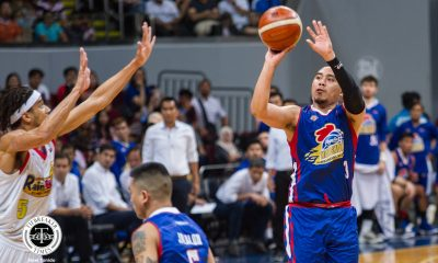 Tiebreaker Times Magnolia Hotshots outlast Rain or Shine in low-scoring OT to set up Finals rematch Basketball News PBA  Rain or Shine Elasto Painters PBA Season 44 Paul Lee Magnolia Hotshots James Yap Ian Sangalang Gabe Norwood Chio Victolero Caloy Garcia 2019 PBA Philippine Cup