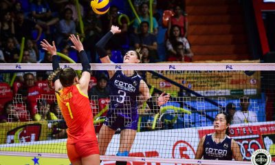 Tiebreaker Times Jaja Santiago rues missed chance to turn Foton's season around News PSL Volleyball  Ramil De Jesus Jaja Santiago Foton Tornadoes 2019 PSL Season 2019 PSL Grand Prix