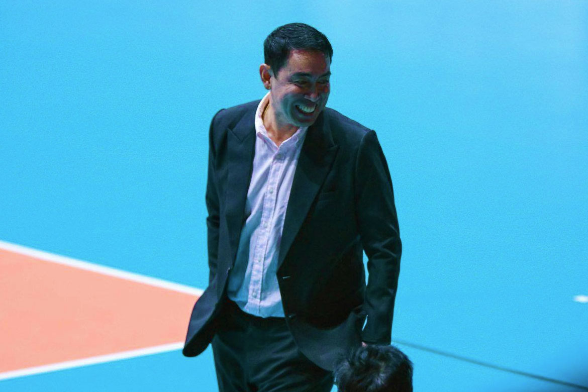 Tiebreaker Times Ramil De Jesus admits this has been F2 Logistics' most challenging Finals march News PSL Volleyball  Ramil De Jesus F2 Logistics Cargo Movers 2019 PSL Season 2019 PSL Grand Prix