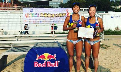 Tiebreaker Times Hong Kong pairs to spice up BVR: Dumaguete Open Beach Volleyball BVR News  Yuen Ting Chi Wong Ka Yun Tse Kin Wang Lok Shun Li Chun Kit Chueng Chek Hong 2019 BVR Season