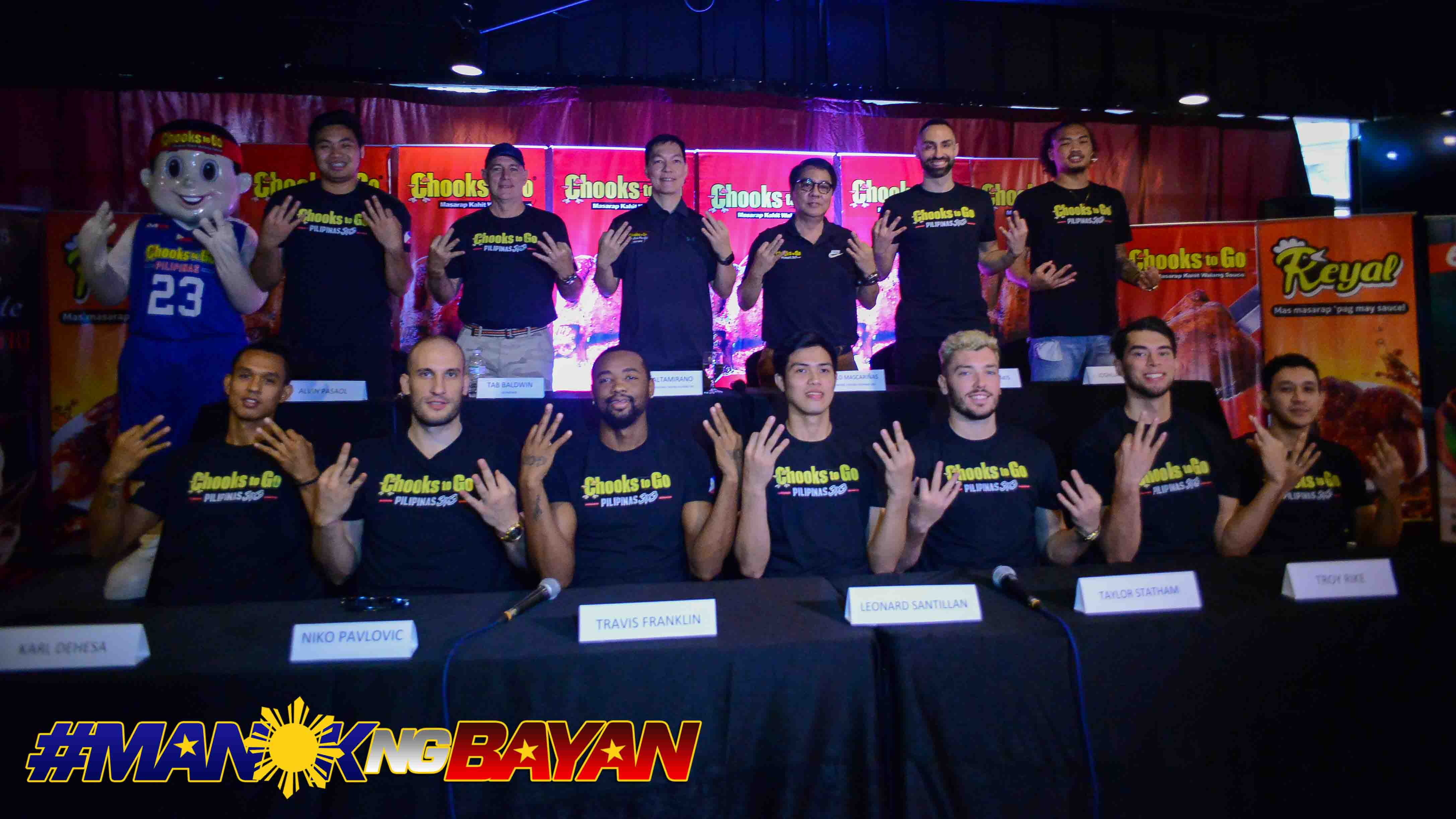 Tiebreaker Times Philippine teams to figure in tough groups in World Tour Doha 3x3 Basketball Chooks-to-Go Pilipinas 3x3 News  Tab Baldwin Ronald Mascarinas Pasig-Grindhouse Kings Eric Altamirano Bataan Risers 2019 FIBA World Tour Masters Doha