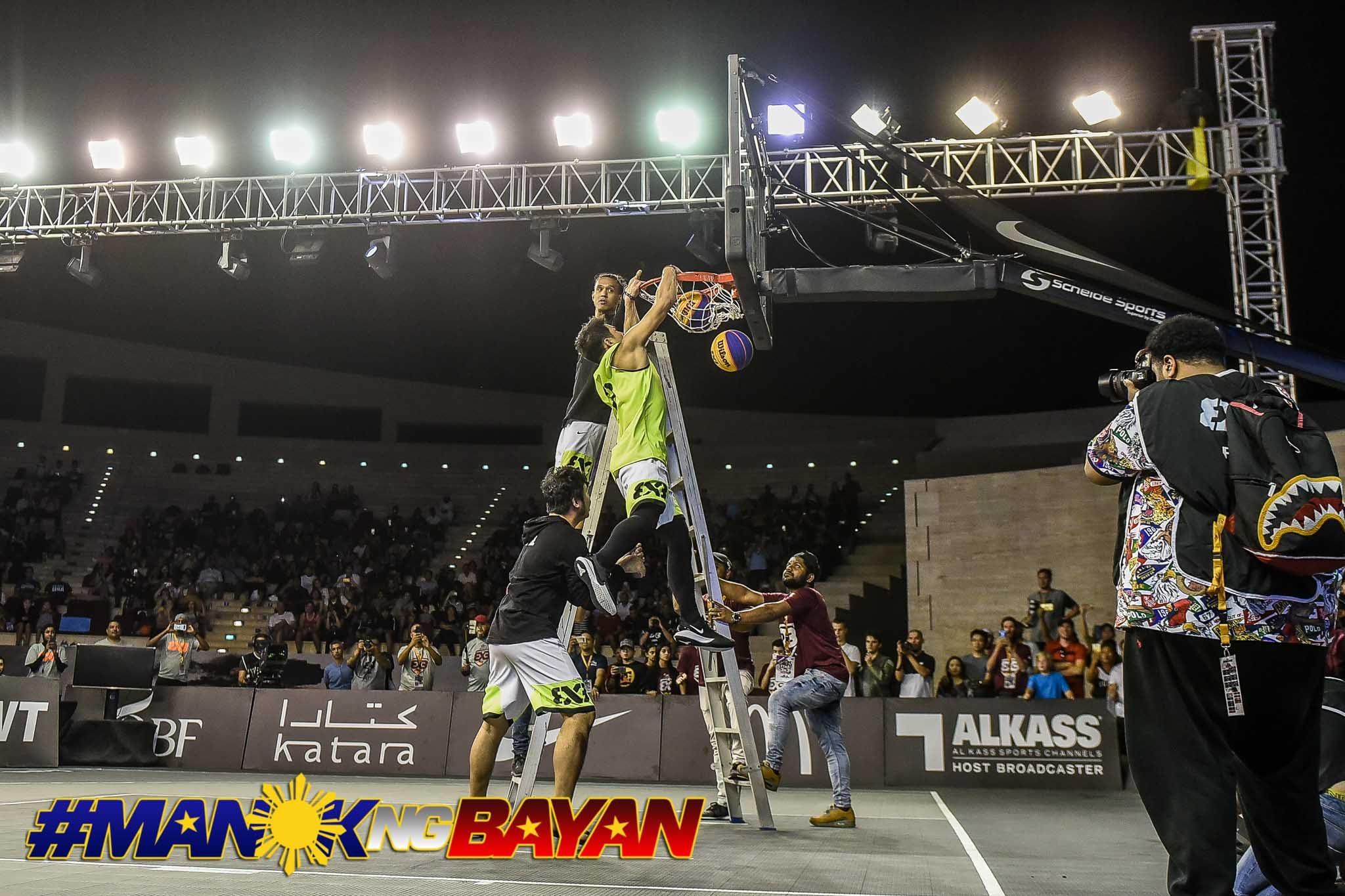 Tiebreaker Times David Carlos' highlight-worthy set not enough to overcome Vadim Miller 3x3 Basketball Chooks-to-Go Pilipinas 3x3 News  David Carlos 2019 FIBA 3X3 World Tour