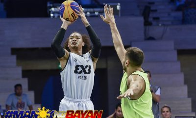 Tiebreaker Times Joshua Munzon, Taylor Statham show might, lift Pasig Chooks to Doha Masters playoffs 3x3 Basketball Chooks-to-Go Pilipinas 3x3 News  Taylor Statham Pasig-Grindhouse Kings Nikola Pavlovic Katara Joshua Munzon Angelo Tsagarakis 2019 FIBA 3X3 World Tour 2019 Chooks-to-Go Pilipinas 3x3 Season
