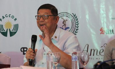 Tiebreaker Times Team Pilipinas' Butch Ramirez to be hailed as PSA Awards Executive of the Year 2019 SEA Games News POC/PSC  Butch Ramirez 2019 SEA Games