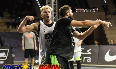 Tiebreaker Times Taylor Statham wills Pasig Chooks to massive upset of Liman, Pool A sweep 3x3 Basketball Chooks-to-Go Pilipinas 3x3 News  Taylor Statham Pasig-Grindhouse Kings Nikola Pavlovic Liman Joshua Munzon Angelo Tsagarakis 2019 FIBA 3X3 World Tour 2019 Chooks-to-Go Pilipinas 3x3 Season