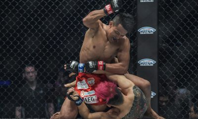 Tiebreaker Times Bittersweet night for Edward Kelly after reigning victorious, seeing Eric fall Mixed Martial Arts News ONE Championship  Team Lakay ONE: Roots of Honor Eric Kelly Edward Kelly