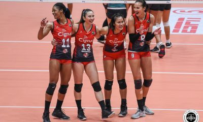 Tiebreaker Times Cignal HD finally gets one over UVC, moves on to semis News PSL Volleyball  Yaasmeen Bedart-Ghani United VC Kalei Mau Joshua Ylaya Jeck Dionela Erica Wilson Edgar Barroga Cignal HD Spikers Ana Artemeva Acy Masangkay 2019 PSL Season 2019 PSL Grand Prix