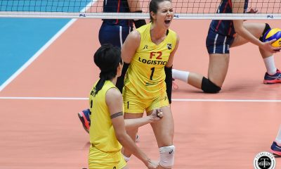 Tiebreaker Times Stalzer undaunted by new challenge in seventh PSL season News PSL Volleyball  Lindsay Stalzer F2 Logistics Cargo Movers 2020 PSL Season 2020 PSL Grand Prix