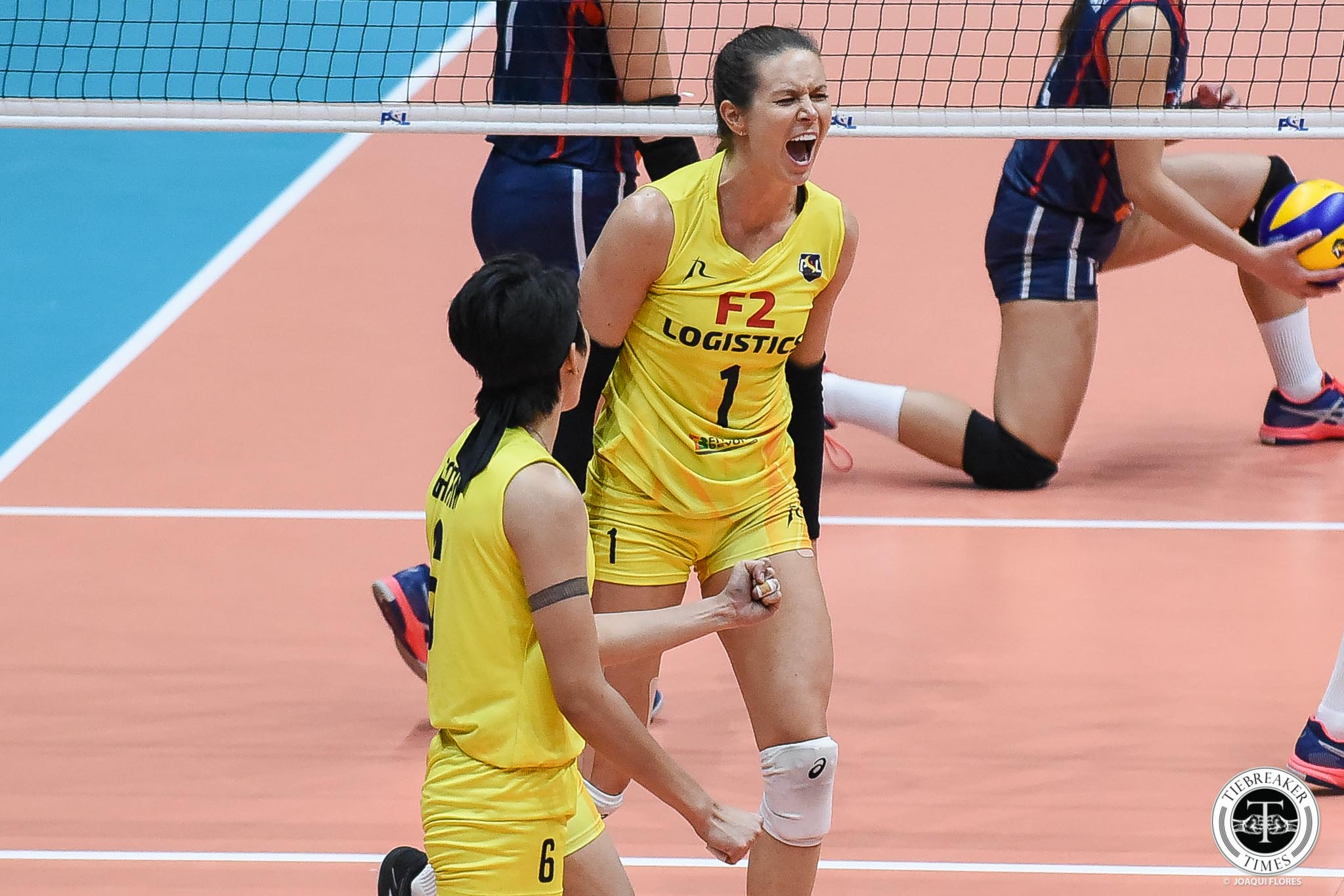 Tiebreaker Times Lindsay Stalzer remains undecided on future News PSL Volleyball  Lindsay Stalzer F2 Logistics Cargo Movers 2019 PSL Season 2019 PSL Grand Prix
