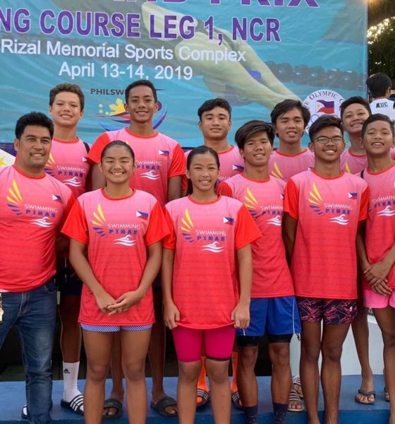 Tiebreaker Times Small steps by Lani Velasco lead to giant leap for Philippine Swimming 2019 SEA Games News POC/PSC Swimming Water Polo  Philippine Swimming Inc. Lani Velasco 2019 SEA Games - Water Polo 2019 SEA Games - Swimming 2019 SEA Games - Artistic Swimming