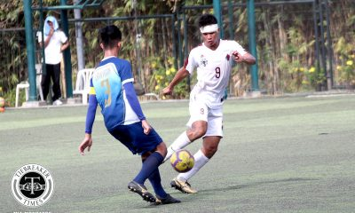 Tiebreaker Times Kintaro Miyagi's header lifts UP past FEU, books playoff ticket FEU News UAAP UP Volleyball  UP Men's Football UAAP Season 81 Men's Football UAAP Season 81 Park Bo Bae Kintaro Miyagi JB Borlongan Geri Rey FEU Men's Football Dave Parac Anton Yared Anto Gonzales