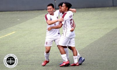 Tiebreaker Times Kyle Magdato, UP exact vengeance on NU, continue Final Four push Football News NU UAAP UP  Vincent Parpan UP Men's Football UAAP Season 81 Men's Football UAAP Season 81 Roland Saavedra NU Men's Football Mari Aberasturi Kyle Magdato John Abraham JB Borlongan Ivan Ouano Anton Yared Anto Gonzales