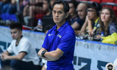 Tiebreaker Times Oliver Almadro wants Ateneo Lady Eagles to capitalize on 'chance' ADMU News UAAP Volleyball  UAAP Season 81 Women's Volleyball UAAP Season 81 Oliver Almadro Ateneo Women's Volleyball