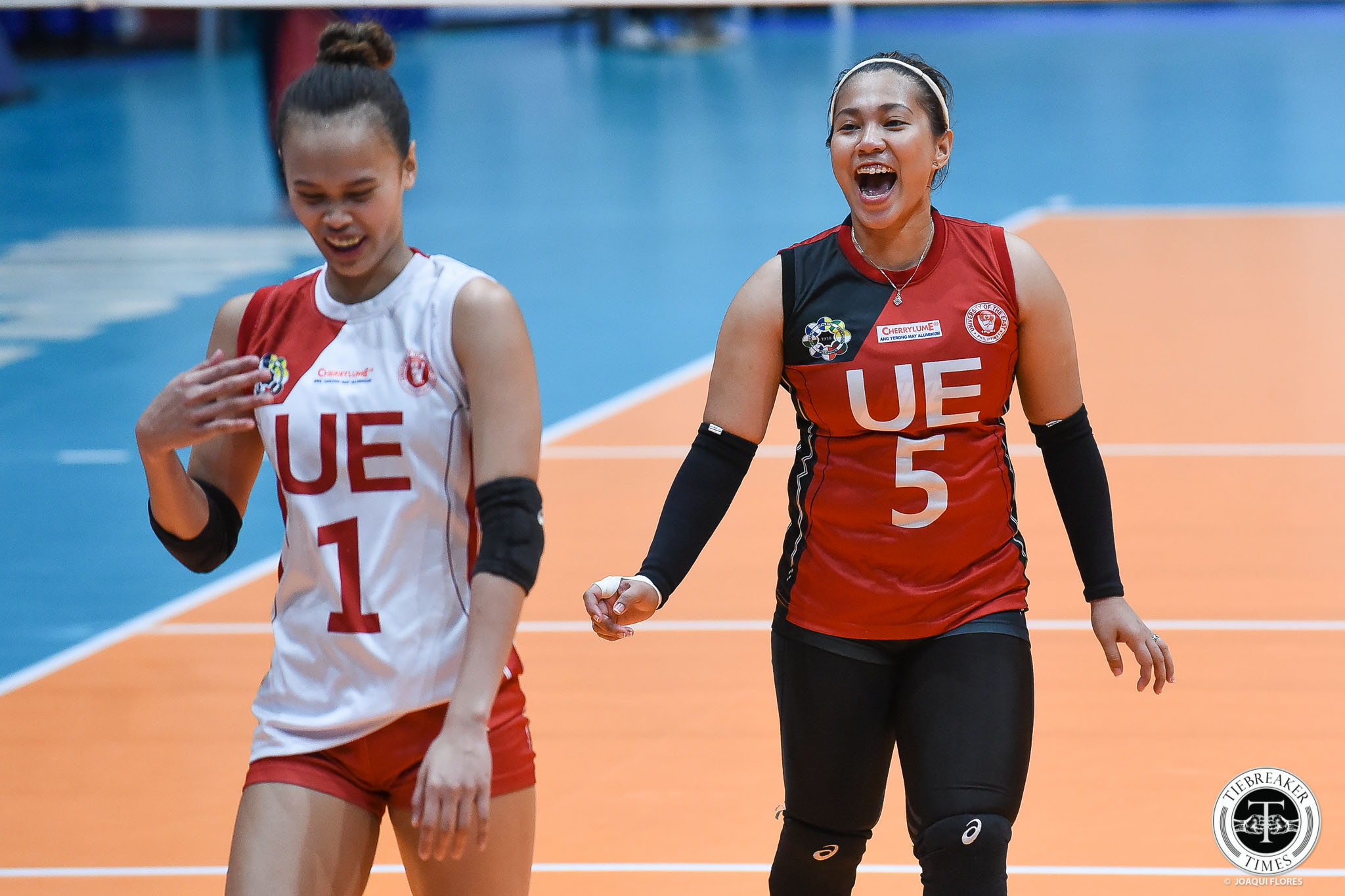 Tiebreaker Times As final UAAP game draws near, Kath Arado finds peace News UAAP UE Volleyball  UE Women's Volleyball UAAP Season 81 Women's Volleyball UAAP Season 81 Kath Arado